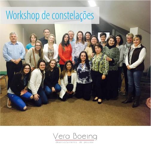 Workshop de constelações em Ponta Grossa