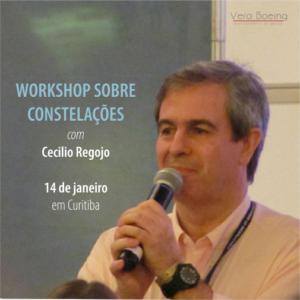 Cecilio Regojo ministra workshop sobre constelações em Curitiba